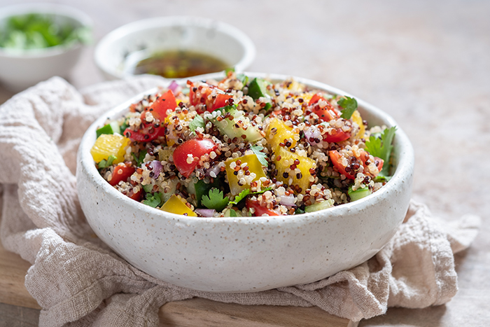 quinoa orgánica