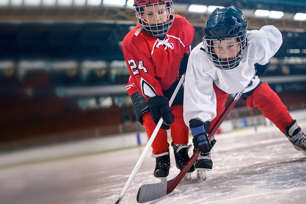 reglas del hockey