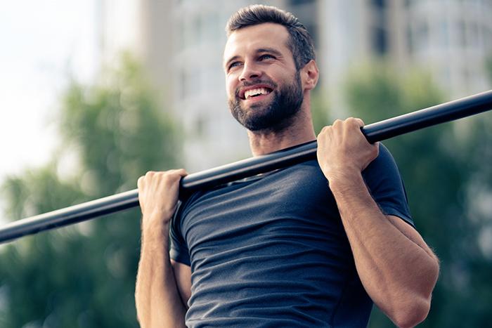 rutina de ejercicios para espalda