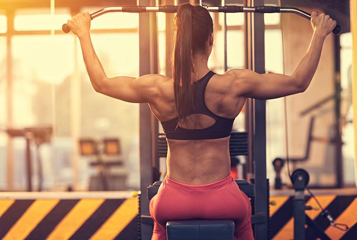 ejercicio de espalda