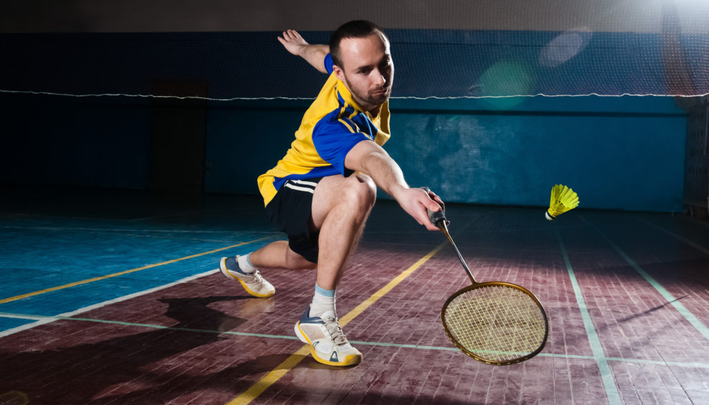 que es badminton