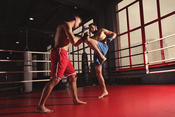clases de kickboxing