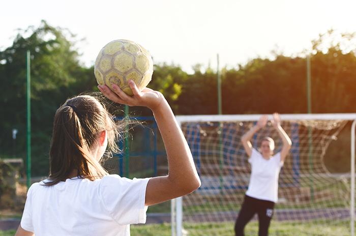 handball de playa